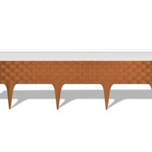 PAR80 BR grassplast dekoratif bordür